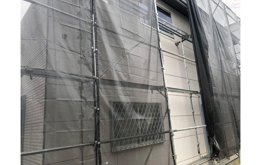 外壁塗装で足場は必要??